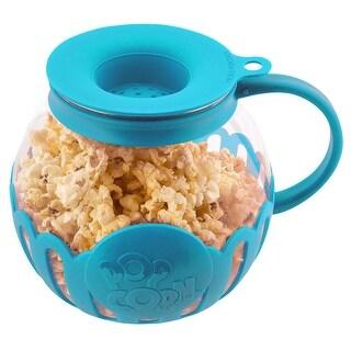 Ecolution Micro-Pop Microwave Glass Popcorn Maker, 3 Quarts