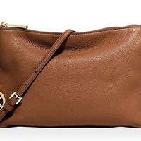 b0934fde609f Free Shipping. Michael Kors Jet Set Chain Item Top Zip Soft Venus Messenger
