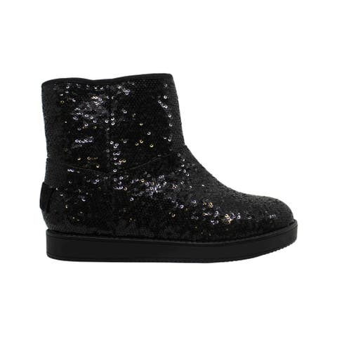 G by GUESS Asella Sequin Booties - 5