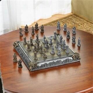 Zingz & Thingz 57070545 Ancient Kingdom Chess Set