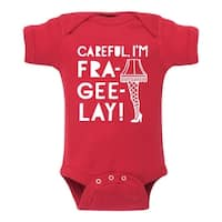 Careful Fra Gee Lay - Infant One Piece