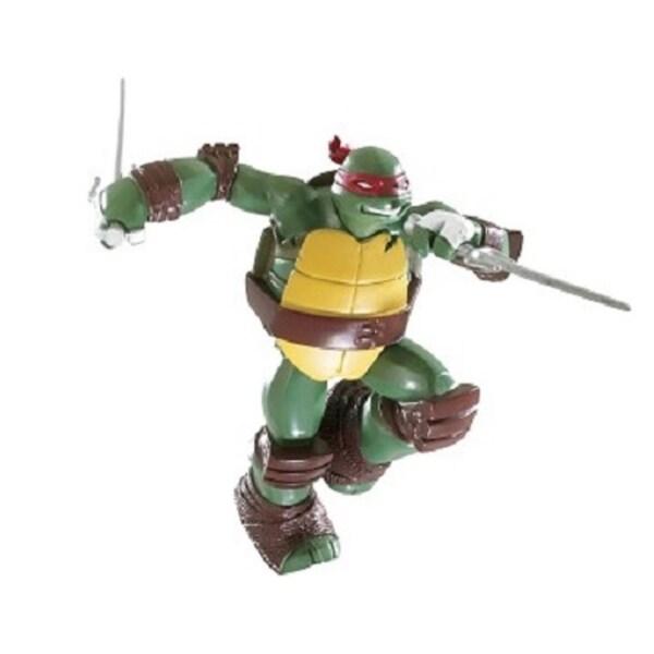 Carlton Cards Heirloom Teenage Mutant Ninja Turtles Fighting Raphael Christmas Ornament