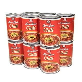 Loma Linda - Vegetarian - Chili (20 oz.) (Pack of 12)
