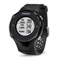 Refurbished Garmin Approach s4 Black GPS-Enabled Golf Watch