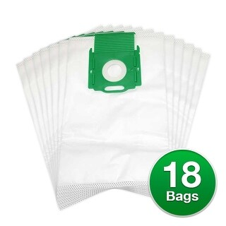 EnviroCare Replacement Vacuum Bag for Simplicity Wonder Vacuums - 3 Pack