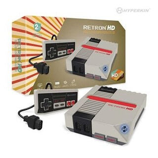 Hyperkin M01888 Retron 1 Hd Gaming Console For Nes - Gray