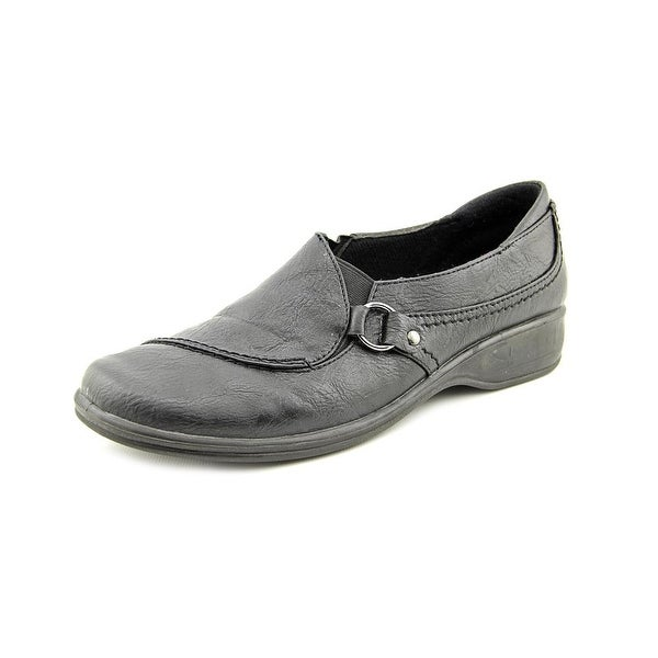 Easy Street Grade Womens Black Flats