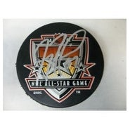 Signed Roenick Jeremy 2002 All Star Hockey Puck autographed