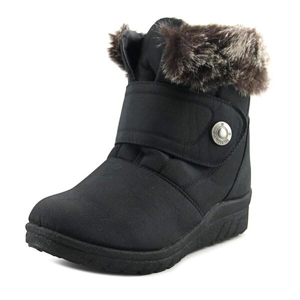 Patrizia By Spring Step Hydra Black Boots