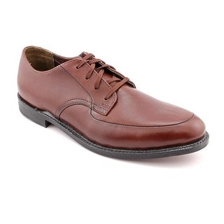 Executive Imperials 332 Men Round Toe Leather Oxford