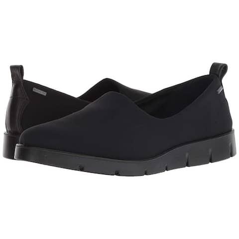 ECCO Women's Bella Gore-tex Slip on Sneaker