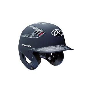 Rawlings s80xmcj-mn 80mph 2tone digi nvy helmet jr