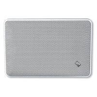 PolyPlanar 3-Way Platinum Panel Marine Speaker, Pair - White