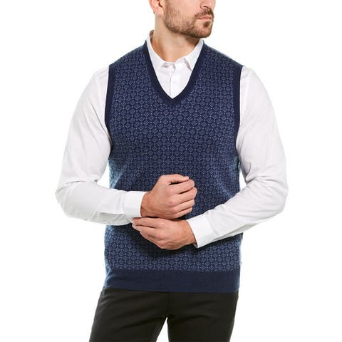 Brooks Brothers Wool Vest