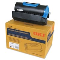 OKI 45460508 Oki Standard Toner Cartridge - Black - LED - 18000 Page
