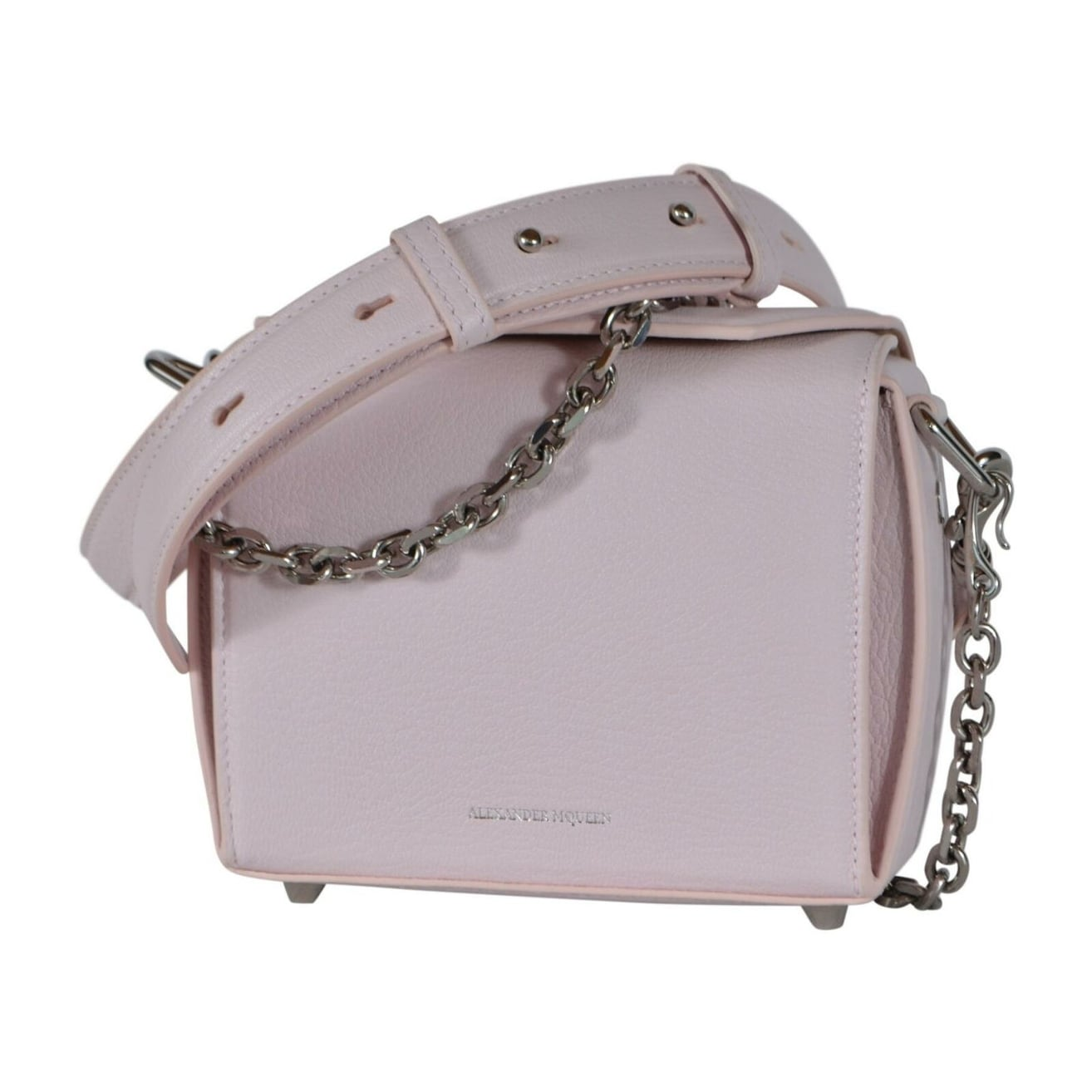Alexander Mcqueen 479767 Pink Leather
