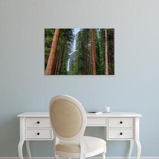 Easy Art Prints Jamie & Judy Wild's 'Yosemite Falls' Premium Canvas Art