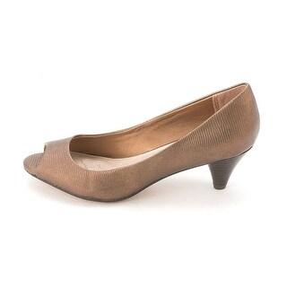 Giani Bernini Women's Soria Open Toe Heels