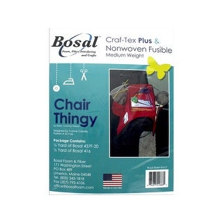 416 Ct Bosal Craf Tex Plus Chair Thingy 2pc
