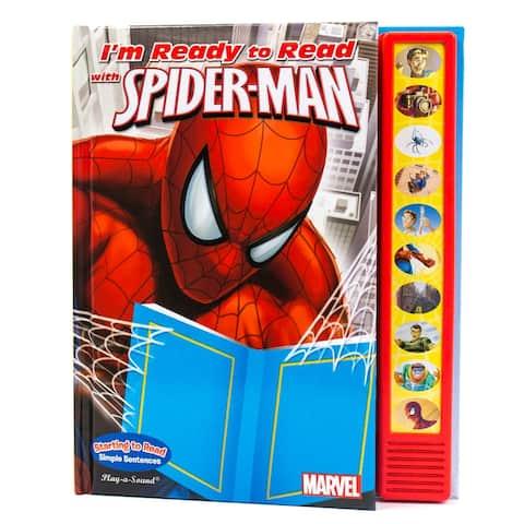 (3 Ea) Im Ready To Read Spider-Man