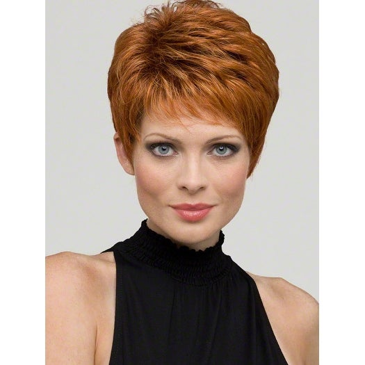 Heather by Envy - Heat Friendly Synthetic/Human Hair Blend, Lace Front, Mono Top