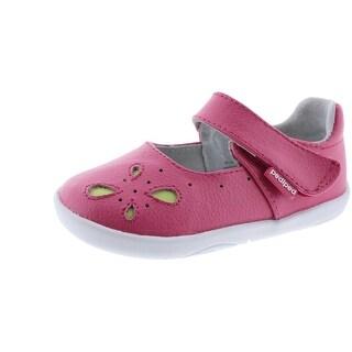 Pediped Girls Antoinette Infant Girls Leather Mary Janes - 6-6.5