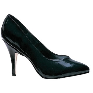 Ellie Shoes Women'S 8400 Dress Pump, Black Patent, 8 M Us
