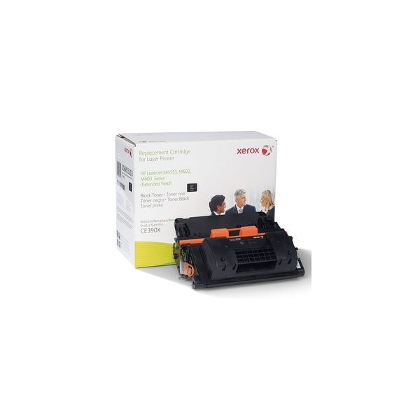 Xerox Remanufactured Extended Yield Toner Cartridge - Black Remanufactured Toner Cartridge