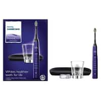 Philips Sonicare - DiamondClean Classic Rechargeable Toothbrush - Amethyst - Purple