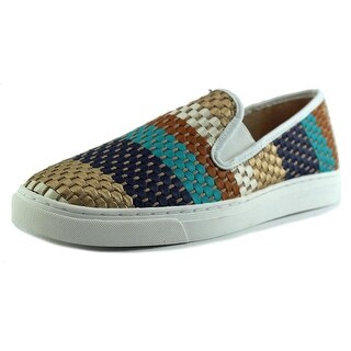 Vince Camuto Becker Women  Round Toe Leather Multi Color Loafer