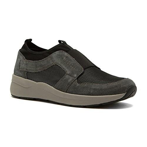 Easy Spirit Womens ILex Low Top Pull On Running Sneaker