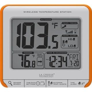 La Crosse Technology 308-179OR Wireless Temperature Station