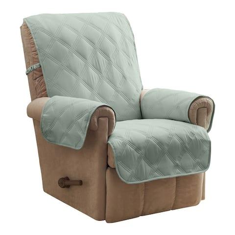 Hampton Diamond Secure Fit Recliner Furniture Cover