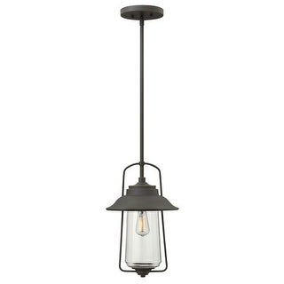 Hinkley Lighting 2862 1 Light Outdoor Lantern Pendant from the Belden Place Collection