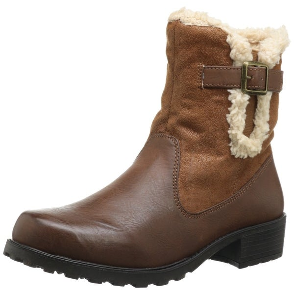 Trotters NEW Brown Women's Shoes Size 6N Blast III Ankle Boot