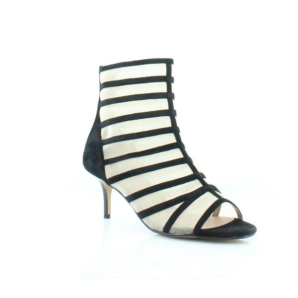 Nina Chance Women's Heels Black