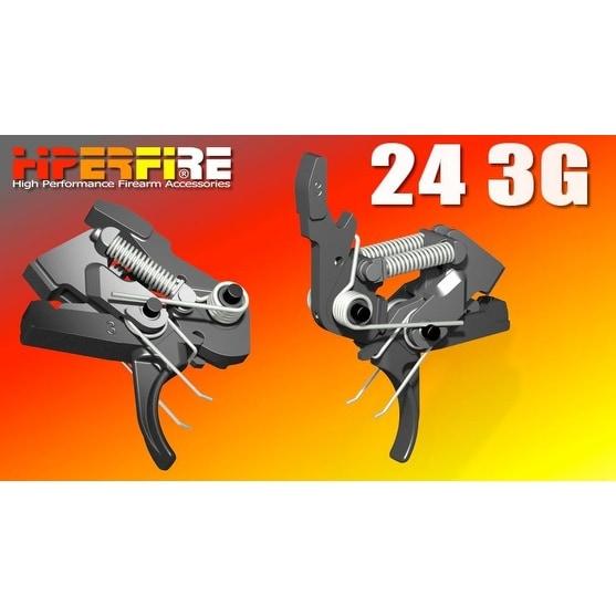 Hiperfire Hipertouch 24 3G - 3Gun Competition AR-15 Trigger
