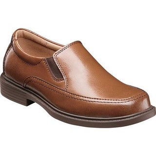 Florsheim Boys' Bogan Jr. II Loafer Cognac Leather