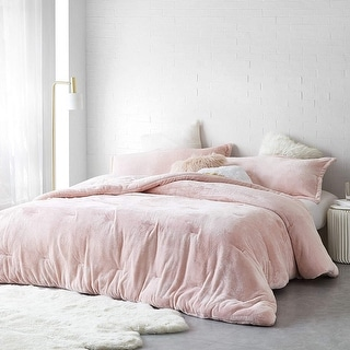Link to Coma Inducer Oversized Comforter - Me Sooo Comfy - Rose Quartz Similar Items in Comforter Sets