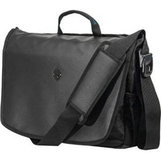 "Mobile Edge Awv1317m2.0 Alienware Vindicator 2.0 Messenger Bag, 13""/15""/17"""