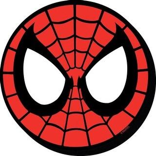 Spiderman Mask Magnet, Cartoons Comics by NMR Calendars