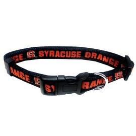 Collegiate Syracuse Orange Pet Collar