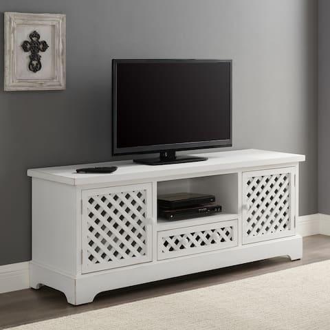 Goreti TV Cabinet White