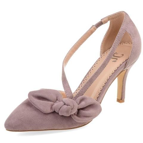 Journey + Crew Womens Pump