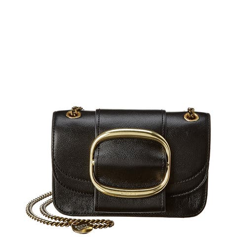 See By Chloe Hopper Small Leather Crossbody