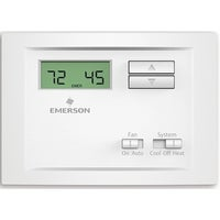 Shop White-Rodgers 1F78-144 Single Stage Non-Programmable