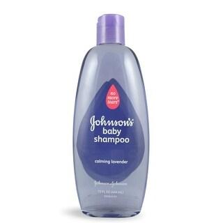 Johnson & Johnson Baby Shampoo Calming Lavender