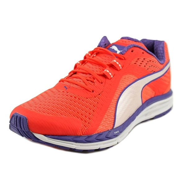 Puma Speed 500 Ignite Women Round Toe Synthetic Multi Color Running Shoe