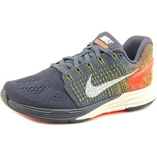 Nike Lunarglide 7 Round Toe Synthetic Running Shoe