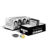 The Walking Dead AMC Trivial Pursuit Board Game - multi